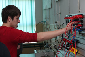 TECHNICIAN OF MECHATRONICS AND TECHNICIAN FOR CAR ELECTRONICS INTRODUCED