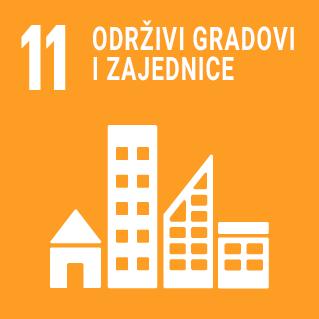 Učiniti gradove i ljudska naselja inkluzivnim, bezbednim, otpornim i održivim