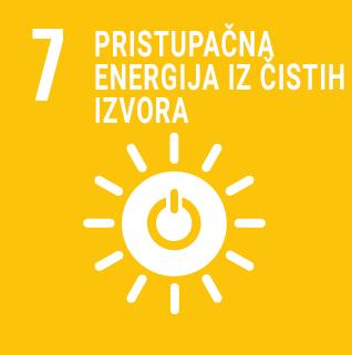 Osigurati pristup dostupnoj, pouzdanoj, održivoj i modernoj energiji za sve