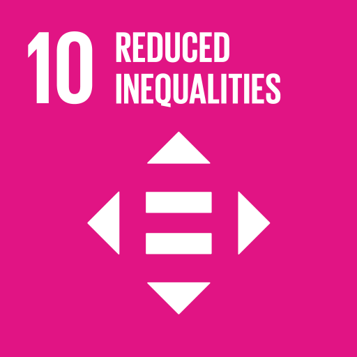 Reduce inequality within and among countries